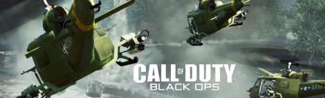Banner Call of Duty Black Ops