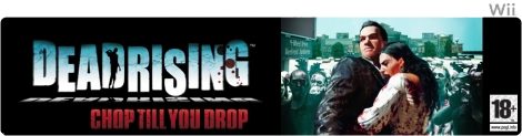 Banner Dead Rising Chop Till You Drop