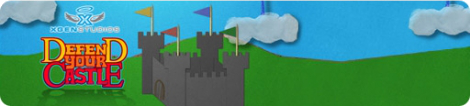 Banner Defend your Castle