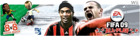 Banner FIFA 09 All-Play