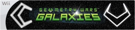 Banner Geometry Wars Galaxies