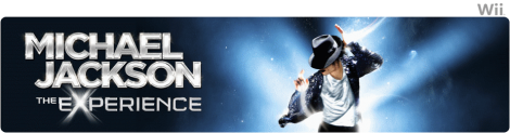 Banner Michael Jackson The Experience
