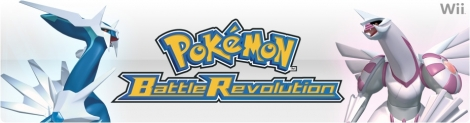 Banner Pokemon Battle Revolution