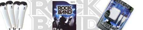Banner Rock Band 4 Way USB Hub