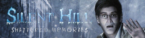 Banner Silent Hill Shattered Memories