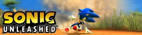 Banner Sonic Unleashed