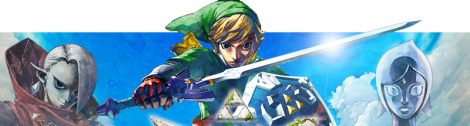 Banner The Legend of Zelda Skyward Sword