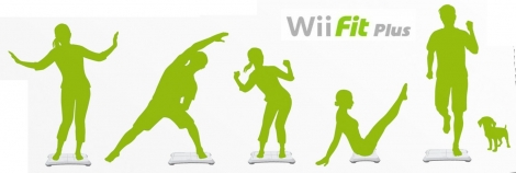 Banner Wii Fit Plus
