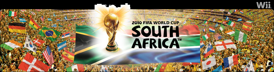 Banner 2010 FIFA World Cup South Africa