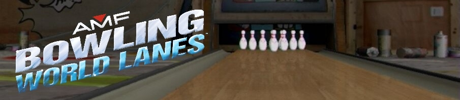 Banner AMF Bowling World Lanes