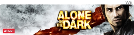 Banner Alone in the Dark