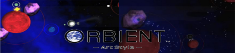 Banner Art Style Orbient