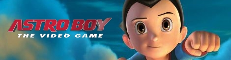 Banner Astro Boy The Video Game