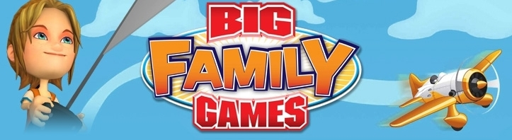 Banner Big Family Games