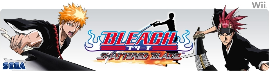Banner Bleach Shattered Blade