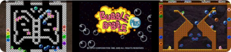 Banner Bubble Bobble Plus