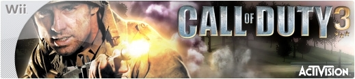 Banner Call of Duty 3