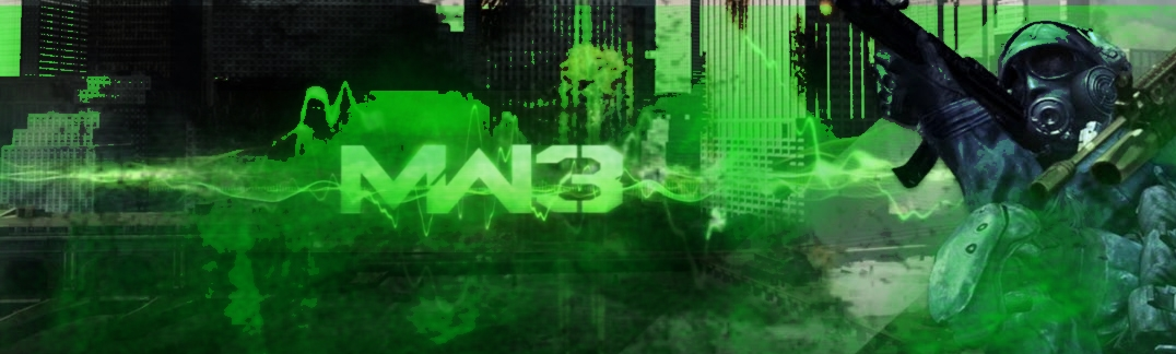 Banner Call of Duty Modern Warfare 3