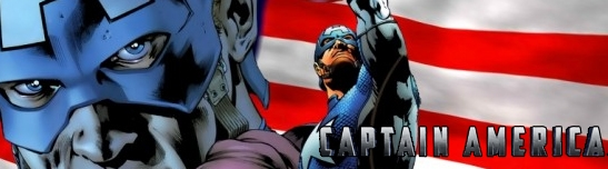 Banner Captain America Super Soldier