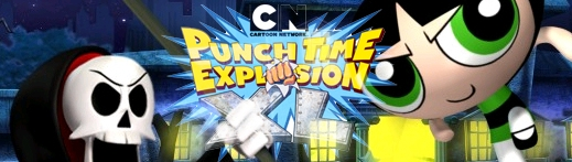 Banner Cartoon Network Punch Time Explosion XL