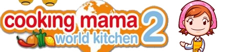 Banner Cooking Mama 2 World Kitchen