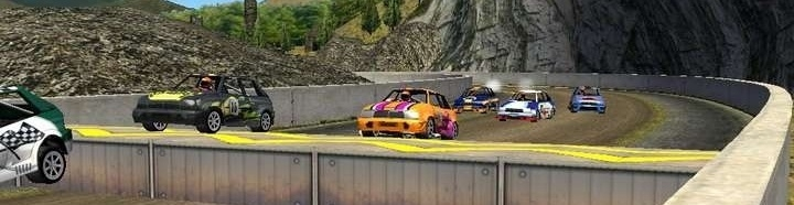 Banner Crash Car Racer