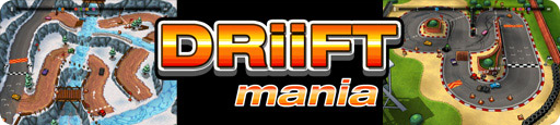 Banner Driift Mania