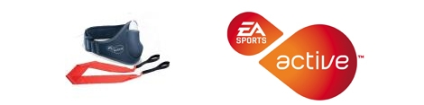 Banner EA Sports Active Accessory Pack