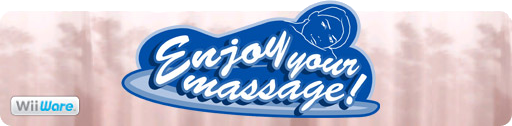 Banner Enjoy Your Massage