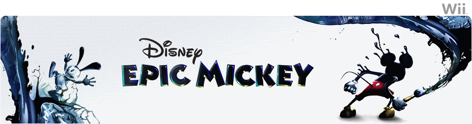 Banner Epic Mickey
