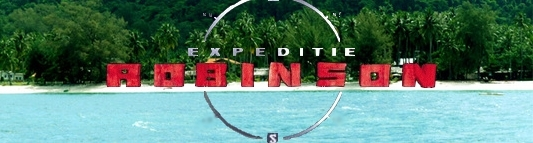 Banner Expeditie Robinson