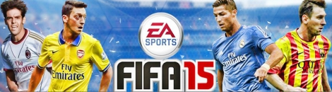 Banner FIFA 15 Legacy Edition