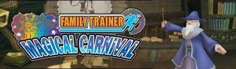 Banner Family Trainer Magical Carnaval