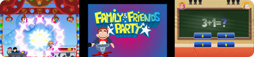 Banner Family and Friends Party