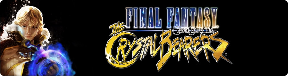 Banner Final Fantasy Crystal Chronicles The Crystal Bearers