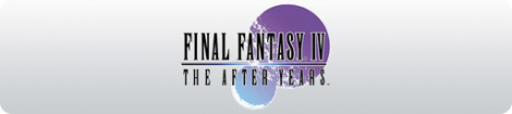 Banner Final Fantasy IV The After Years