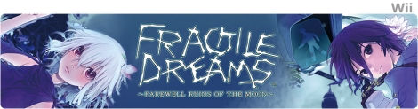 Banner Fragile Dreams Farewell Ruins of the Moon