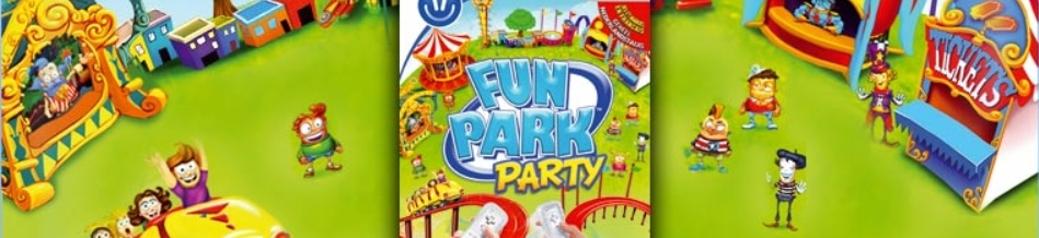 Banner Fun Park Party