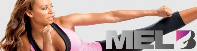 Banner Get Fit With Mel B