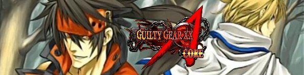 Banner Guilty Gear XX Accent Core