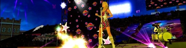 Banner Hannah Montana The Movie