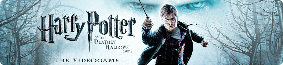 Banner Harry Potter and the Deathly Hallows - Part 1