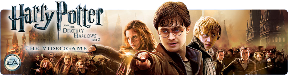 Banner Harry Potter and the Deathly Hallows - Part 2