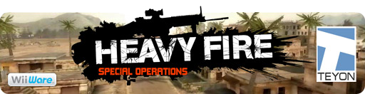 Banner Heavy Fire Special Operations