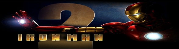 Banner Iron Man 2 The Video Game