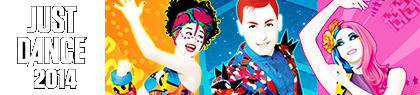 Banner Just Dance 2014