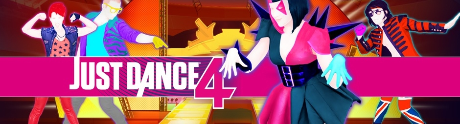 Banner Just Dance 4