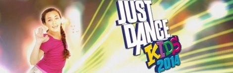 Banner Just Dance Kids 2014