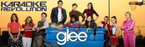 Banner Karaoke Revolution Glee Volume 2