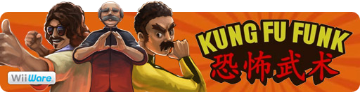 Banner Kung Fu Funk